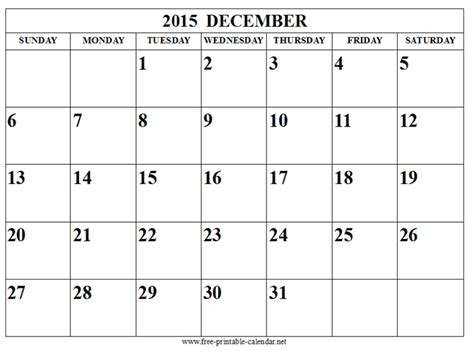 printable monthly calendar for december 2015 november 24 calendar 2015 calendar template 2016