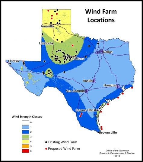 texas wind farms map e on climate renewables secures financing for texas wind farm reve