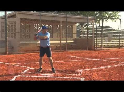 slow pitch swing tips slowpitch videolike