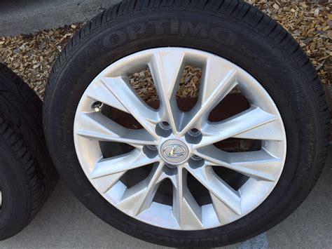 ca 2013 lexus es factory wheels tires club lexus forums