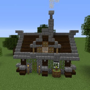 simple survival house grabcraft  number  source