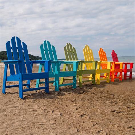 polywood 174 long island recycled plastic adirondack chair