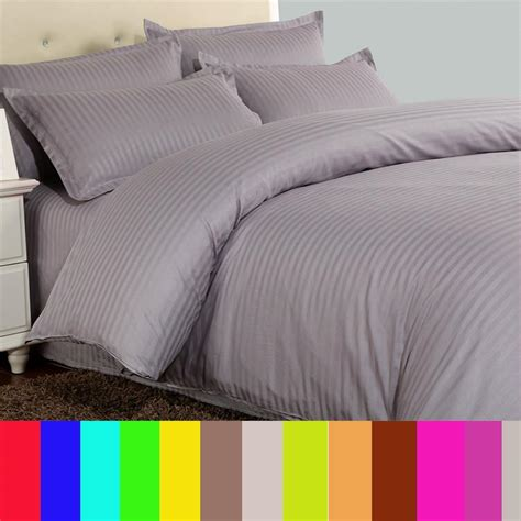 100 cotton bedding 100 cotton silver gray luxury duvet cover set bedding set