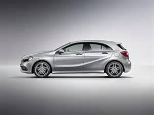 Mercedes A Class Silver A 200 Polarsilber Amg Line Studioa 200 Polar Silver