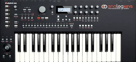 analog synthesizers understanding performing buying from the legacy of moog to software synthesis books analog elektron