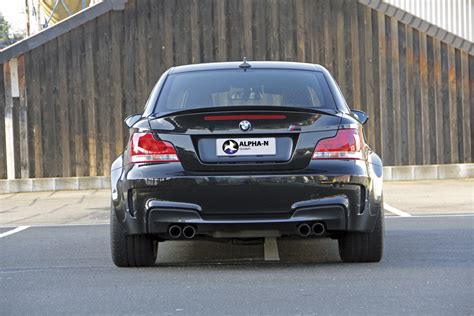 bmw 1m hp alpha n performance 564 hp for the bmw 1 series m coupe