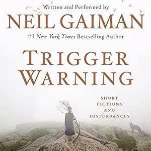 trigger warning short fictions graveyard book so i read this book today