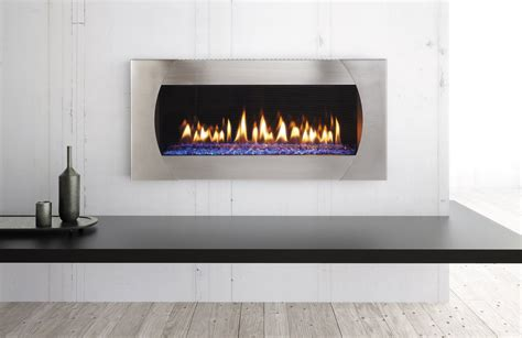 modern gas fireplace press releases heat glo