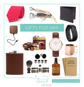 Gifts For by 2014 Gift Guide Gifts For Him A Touch Of Teal