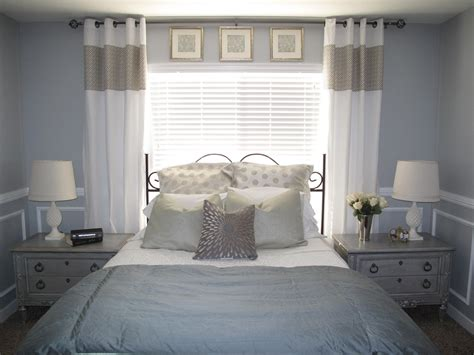 chair rail in bedroom remodelaholic beautifying the master bedroom