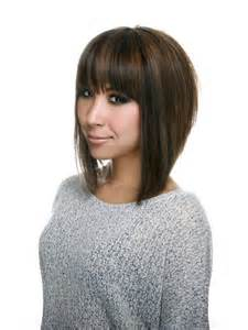 cutes aline hair a line bob haircut with highlights my style pinterest