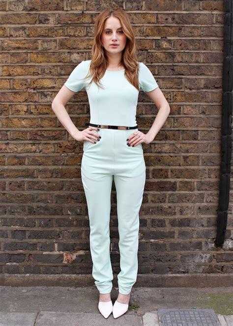 Baju Blouse Halter Neck Pastel Bkk Murah Katun Hq Sabrina Trendi Top maiya jumpsuit in mint in mint ikrush