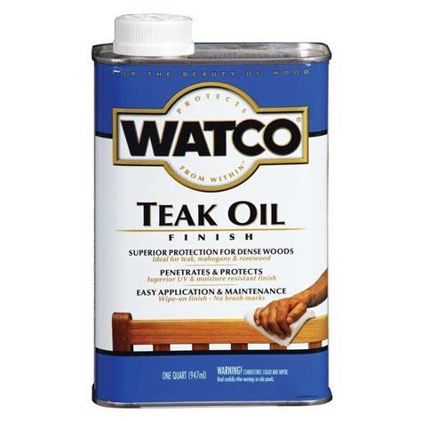 Home Depot Interior Paint shop watco 16 fl oz teak oil at lowes com