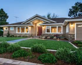 exterior home design ranch style creative remodeled house design conversion of ranch