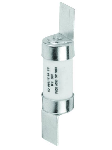 hrc fuse link staggered tags 60mm ns type g06 fuse