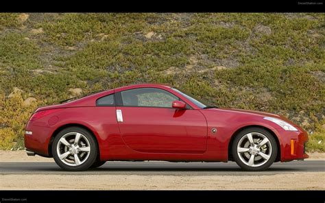 nissan 350z 2008 nissan 350z coupe 2008 widescreen car wallpapers
