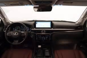 Lexus Lx Interior 2016 Lexus Lx 570 Clip Japanesesportcars