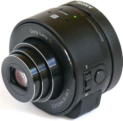 Kamera Sony Dsc Qx10 svet kompjutera test drive sony cybershot dsc qx10