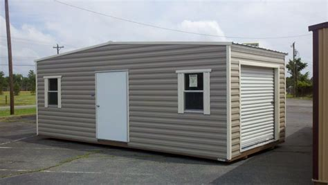 12x24 Shed For Sale by Storage Sheds Conway Build Shed Door