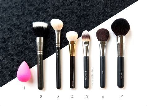 Make Up Tools the look book favorite makeup tools for