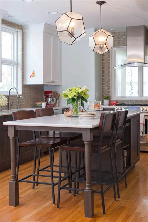 fabulously cool large kitchen islands with seating and storage decohoms