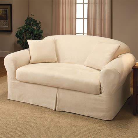 Slipcover For Loveseat Recliner by Seat Slip Covers Kmishn