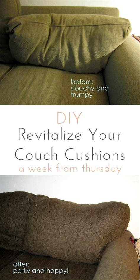 how to restuff couch cushions how to re stuff couch cushions