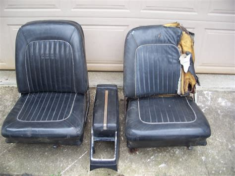 upholstery for sale 1964 falcon bucket seats and console sold the h a m b