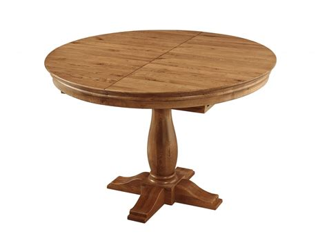 Pedestal Extending Dining Table Phillipe Oak Single Pedestal Extending Dining Table The Porcupine Company