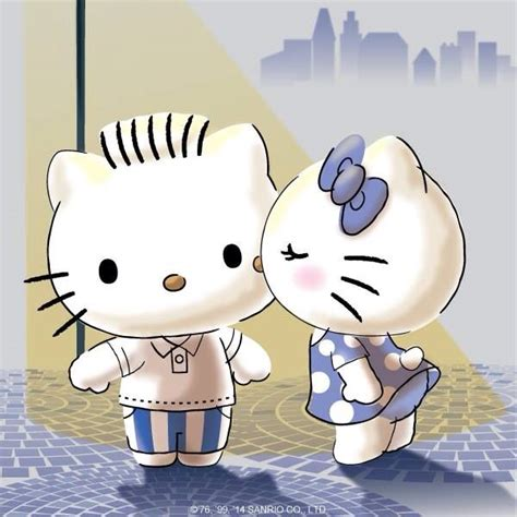 hello kitty and dear daniel coloring pages 8 best dear daniel and hello kitty images on pinterest