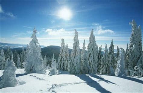 imagenes de paisajes con nieve paisajes de nieve
