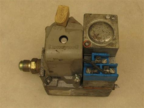 Electronic Ignition Switch Furnace Honeywell Vr8440a2001 Hvac Electronic Ignition Gas Valve