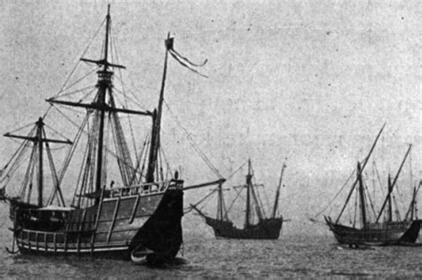cuantos eran los barcos de cristobal colon 191 qu 233 pas 243 con los barcos de crist 243 bal col 243 n que nunca