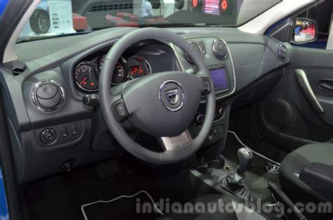 renault duster 2016 interior new dacia sandero dacia logan revealed ahead of paris debut