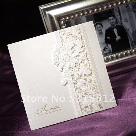 aliexpress invitation code elegant laser cut invitation card free shipping wedding