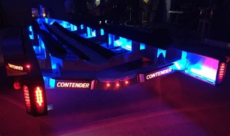boat trailer runway lights led trailer runway lights the hull truth boating and