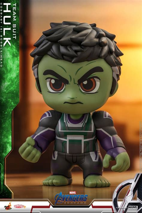 marvel avengers endgame cosbaby bobble heads coming