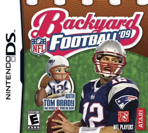 backyard football 2009 backyard football 09 ds review any game