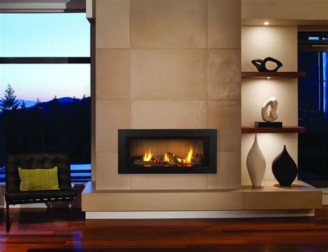 Valor L1 Linear Fireplace by Valor L1 Linear Series Quality Fireplace Bbq