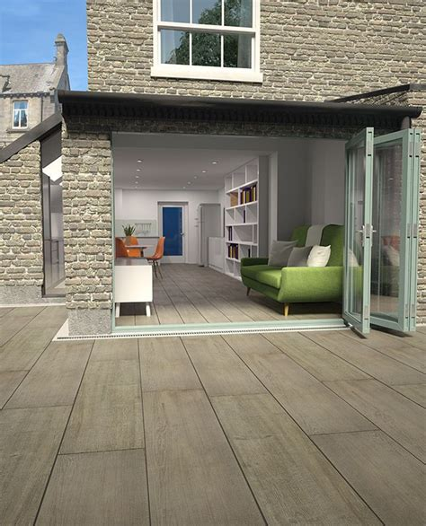 indoor into outdoor 1000 images about valverdi indoor out porcelain tiles on