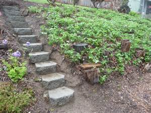 25 best ideas about outdoor stone steps on pinterest