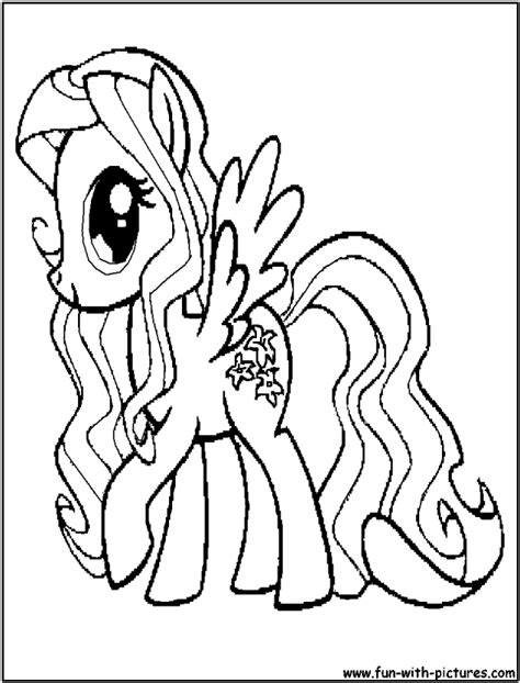 My Little Pony Fluttershy Coloring Pages Az Coloring Pages Coloring Pagescool My Pony