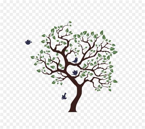 kinderzimmer wandbild baum wandtattoo wandbild baum malerei stammbaum png