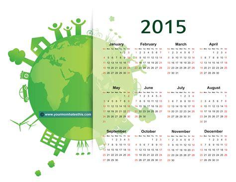 Calendar World 2015 Printable 2015 Calendar