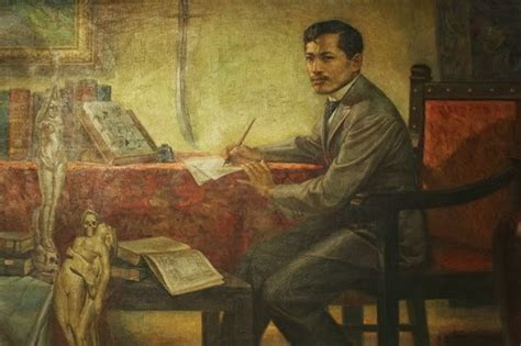 8 Paintings Of Rizal by 8 Obscure Facts About Jose Rizal