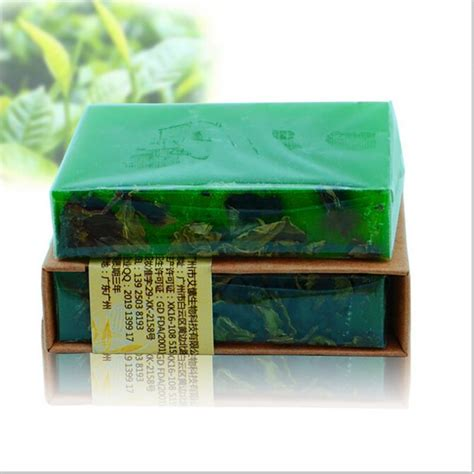 Handmade Herbal Soap - herbal plant handmade soap whitening anti acne