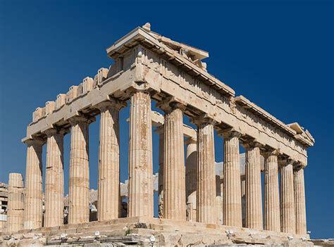 Athens Architecture Ancient Architecture Stem Challenge Activities