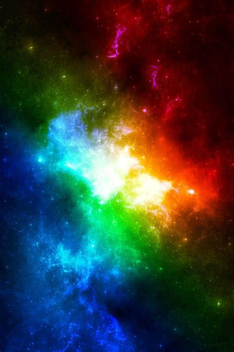 colores abstractos en el espacio iphone xgs fondos descarga esiwallcom