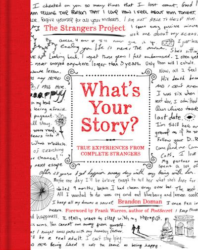 Whats Your Story by What S Your Story