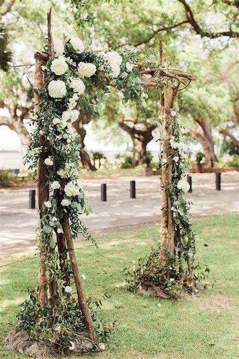 wedding ceremony arch ideas   incredible altar diys